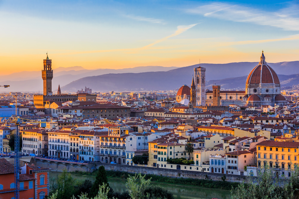 Luxury hotels a Firenze