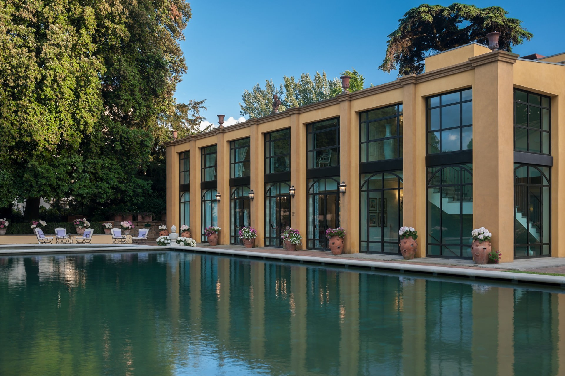 Four Seasons Hotel Firenze, Swimming Pool and SPA