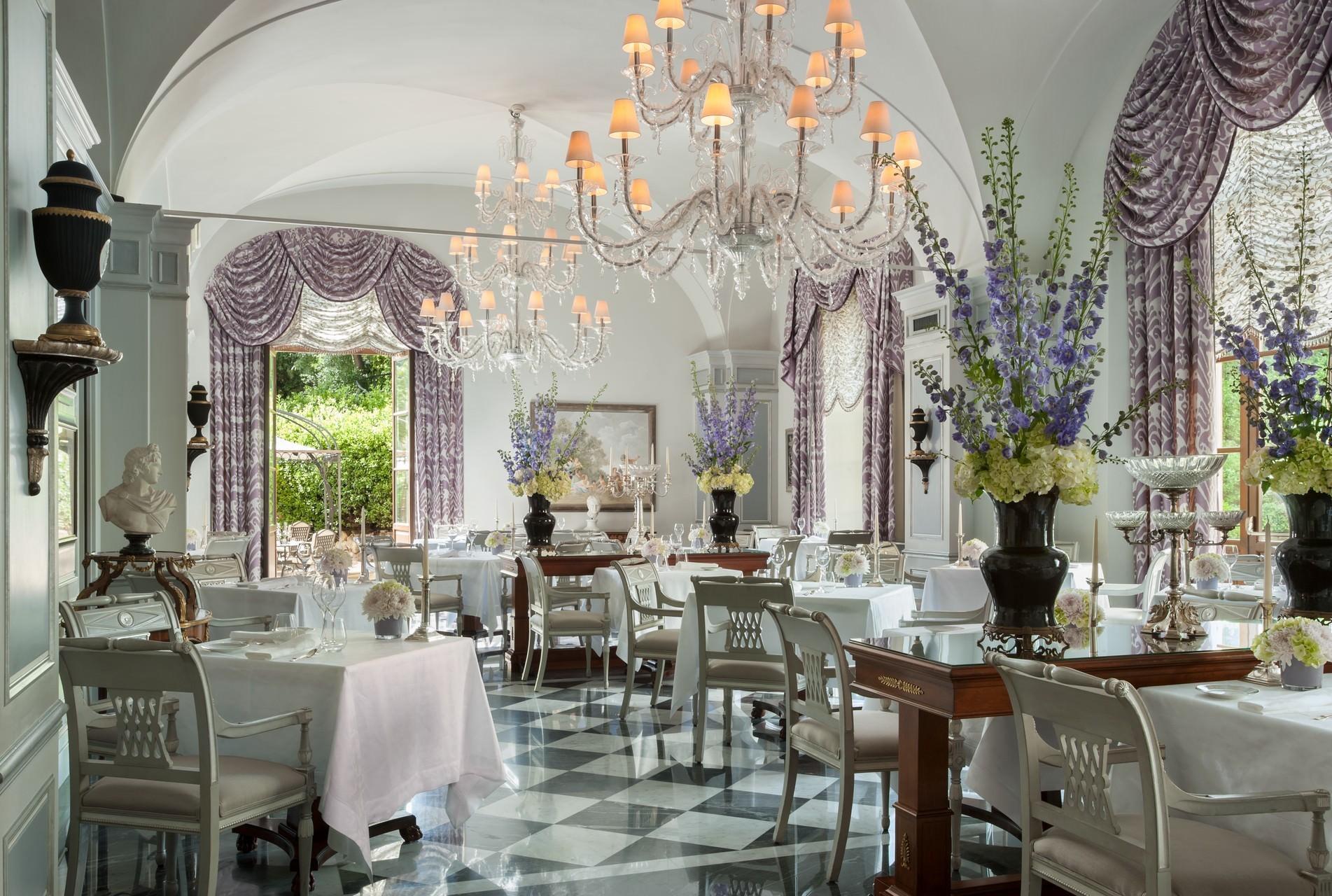 Four Seasons Hotel Firenze_Il Palagio Restaurant