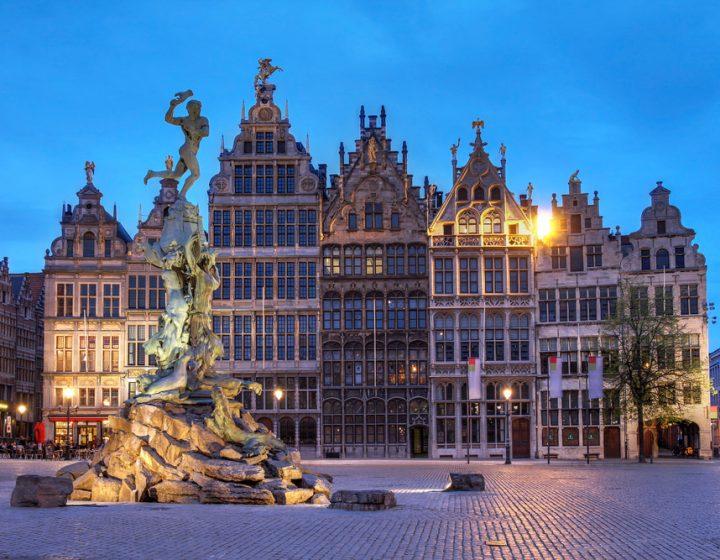 Grote Markt, Anversa