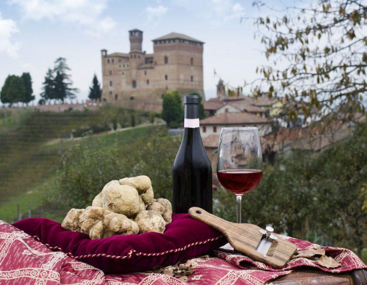 lusso a tavola in Italia