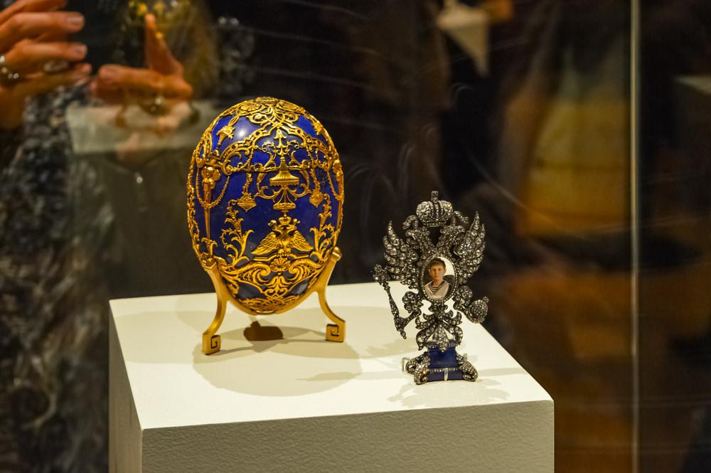Uova Fabergé Musei