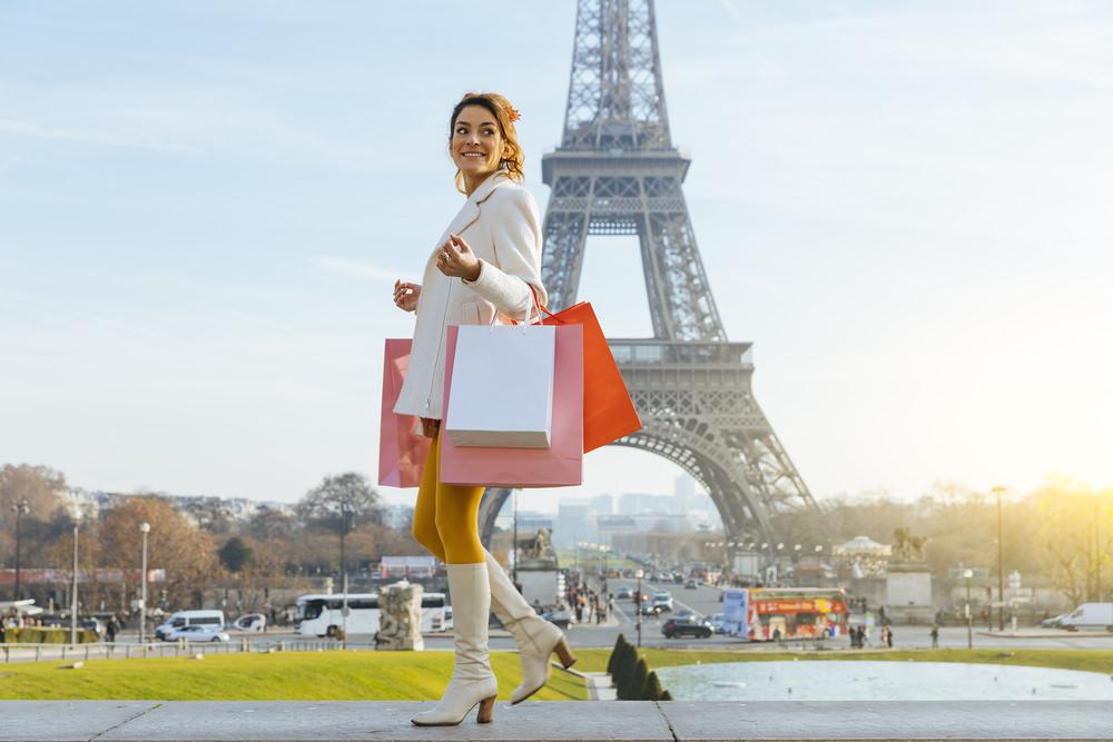 Shopping Parigi