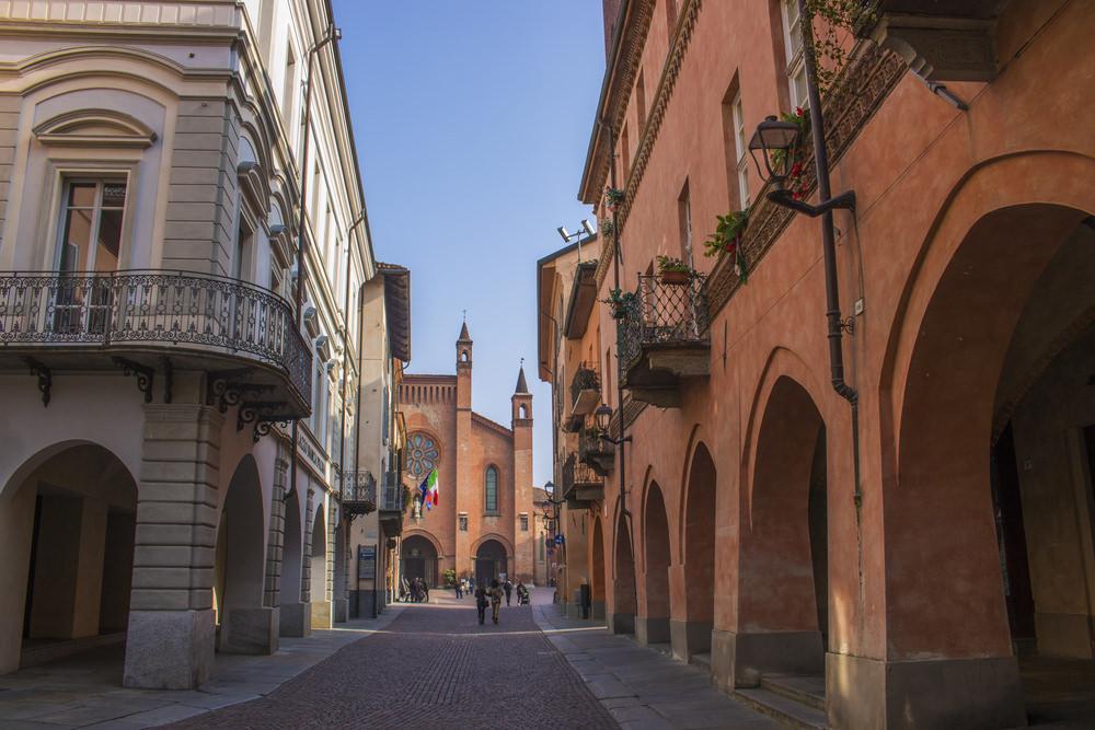 Gambero Rosso 2018. Piazza Duomo Alba