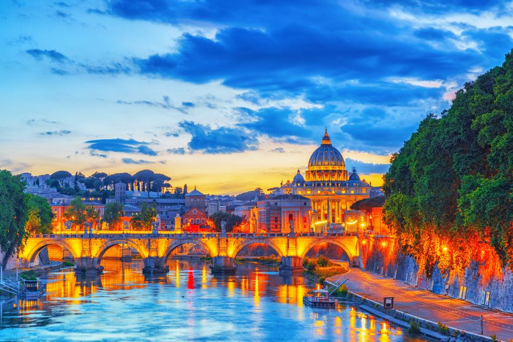 Gambero Rosso 2018. Roma centro storico