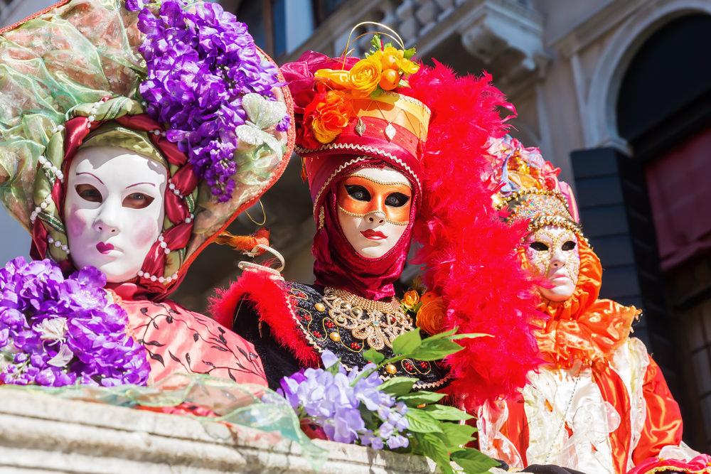 Carnevale di Venezia programma