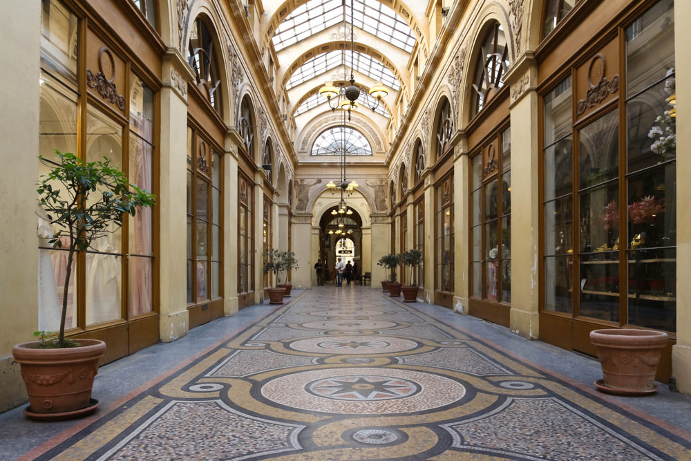 Shopping a Parigi, Galerie Vivienne