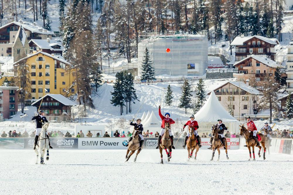 St. Moritz, polo