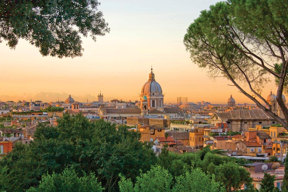 Terrazze panoramiche Roma - Gianicolo