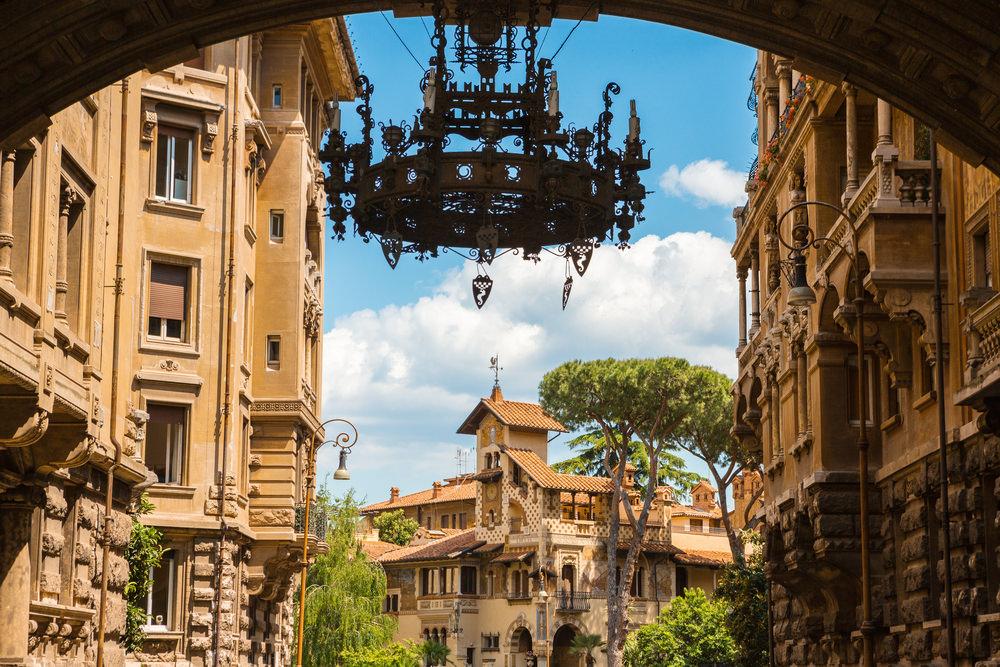 Quartiere Coppedè, Roma