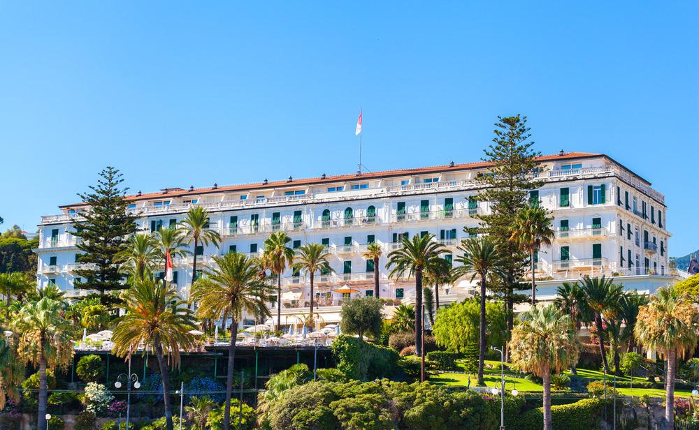 Sanremo 2018 hotel