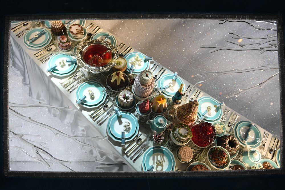 Colazione da Tiffany: pasti di lusso sulla FIfth Avenue