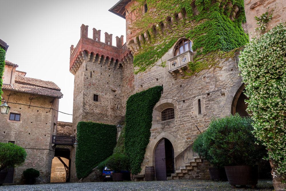 Castelli dove dormire Italia