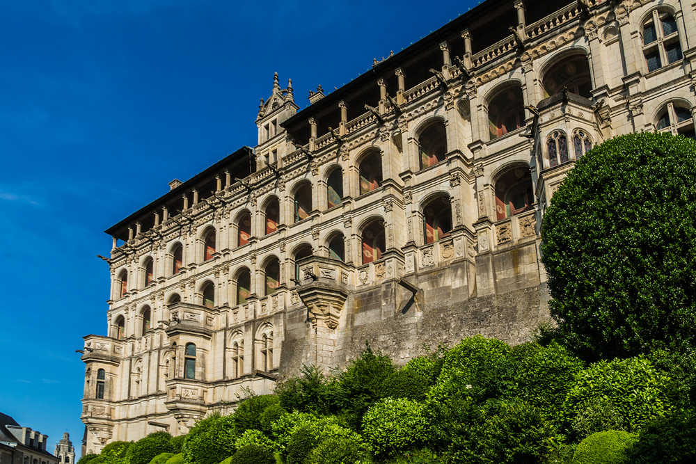 Castelli della Loira: Blois