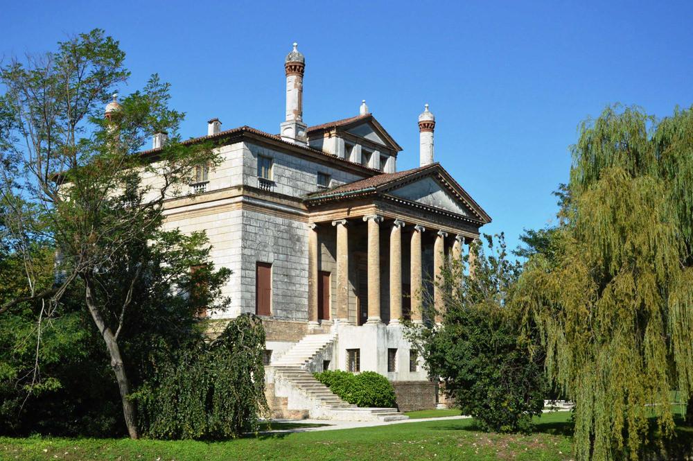 Villa Malcontenta, Palladio
