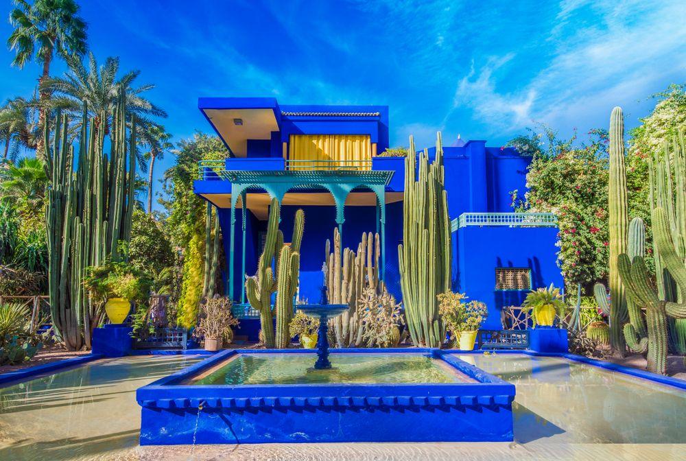 I luoghi simbolo di Yves Saint Laurent: Marrakech