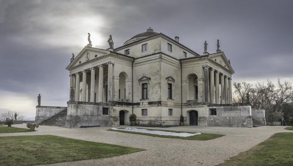 Villa La Rotonda, Palladio
