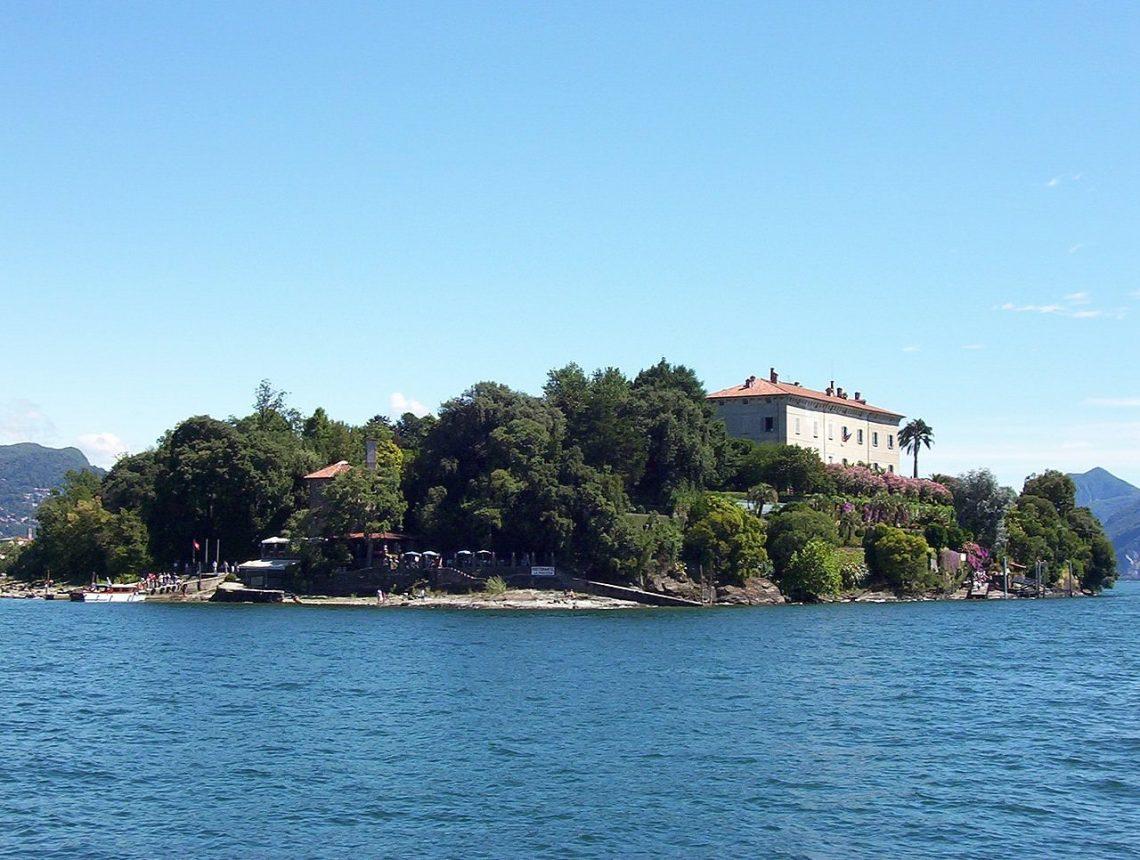 Isole Borromee, Isola Madre