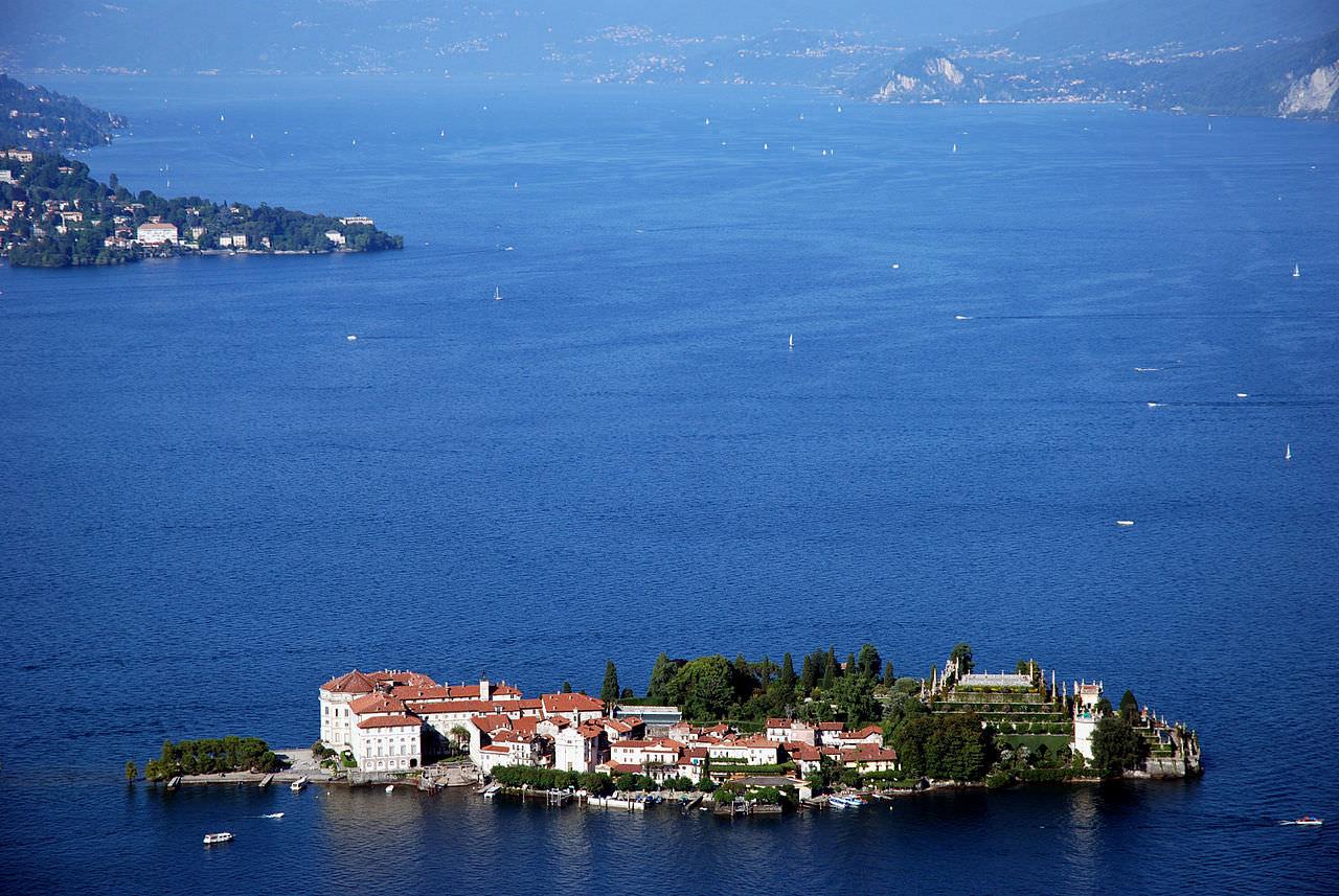 Lago Maggiore, Isola Borromea