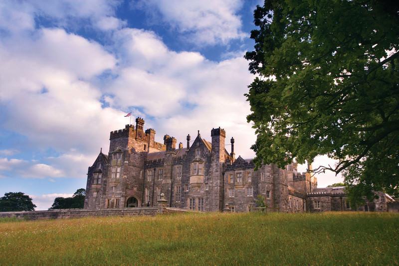 Crom Castle, Irlanda