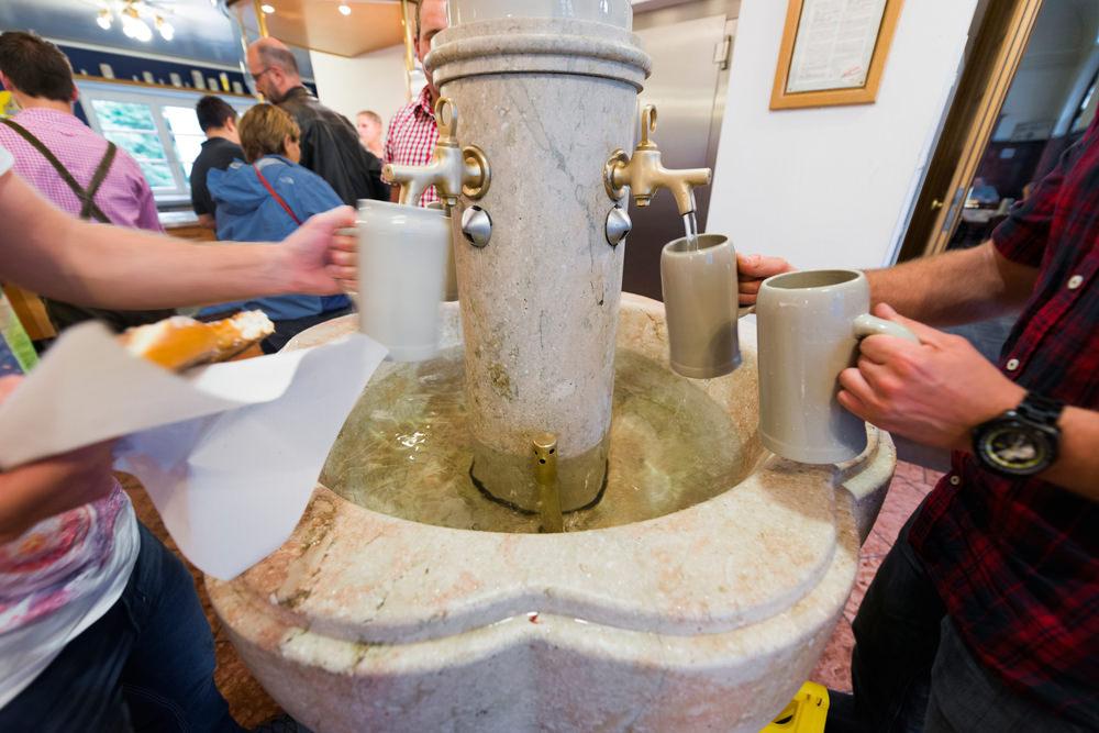 Birra a Salisburgo