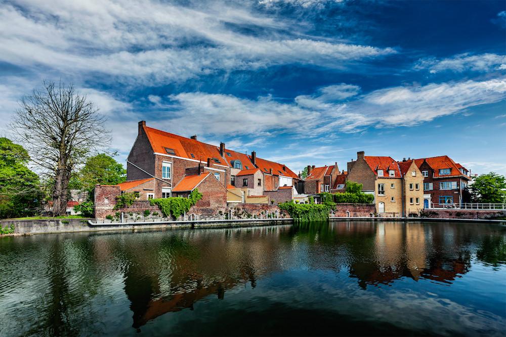 Città sui canali - Bruges (Brugge)