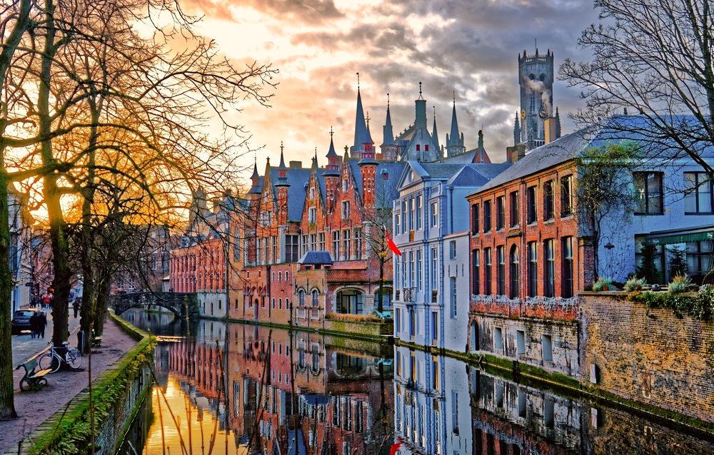 Città sui canali - Bruges