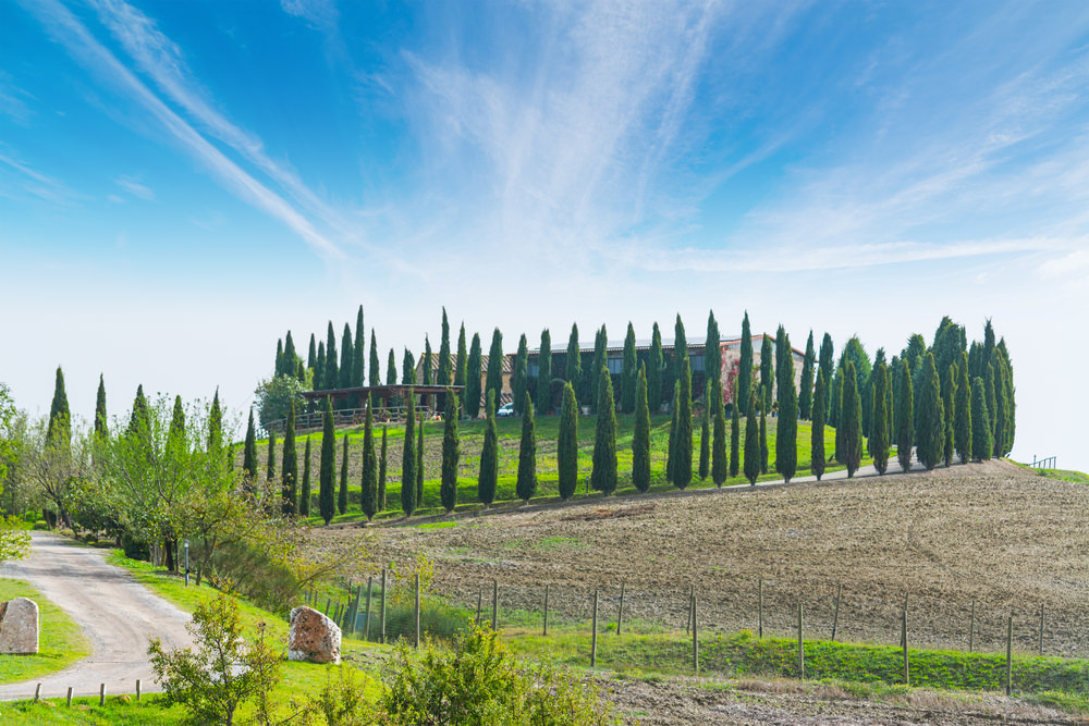 Val d'Orcia Toscana
